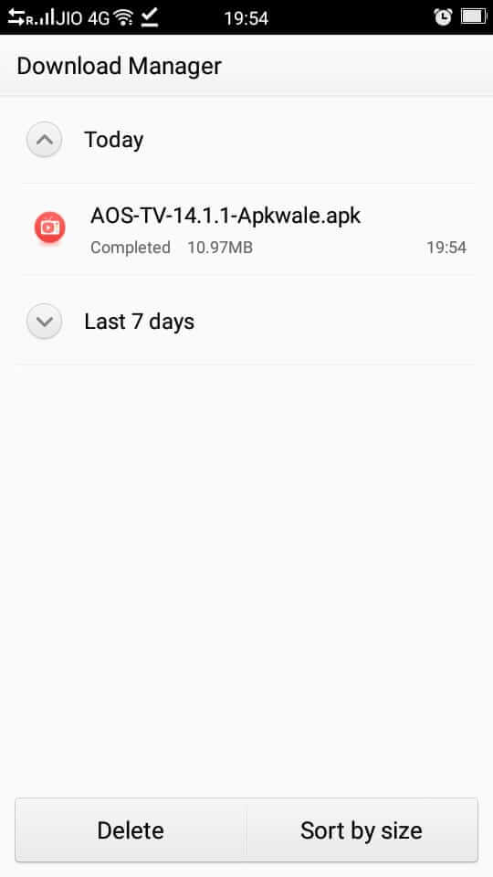 Download AOS TV APK 18 0 5 Free For Android/Firestick/PC