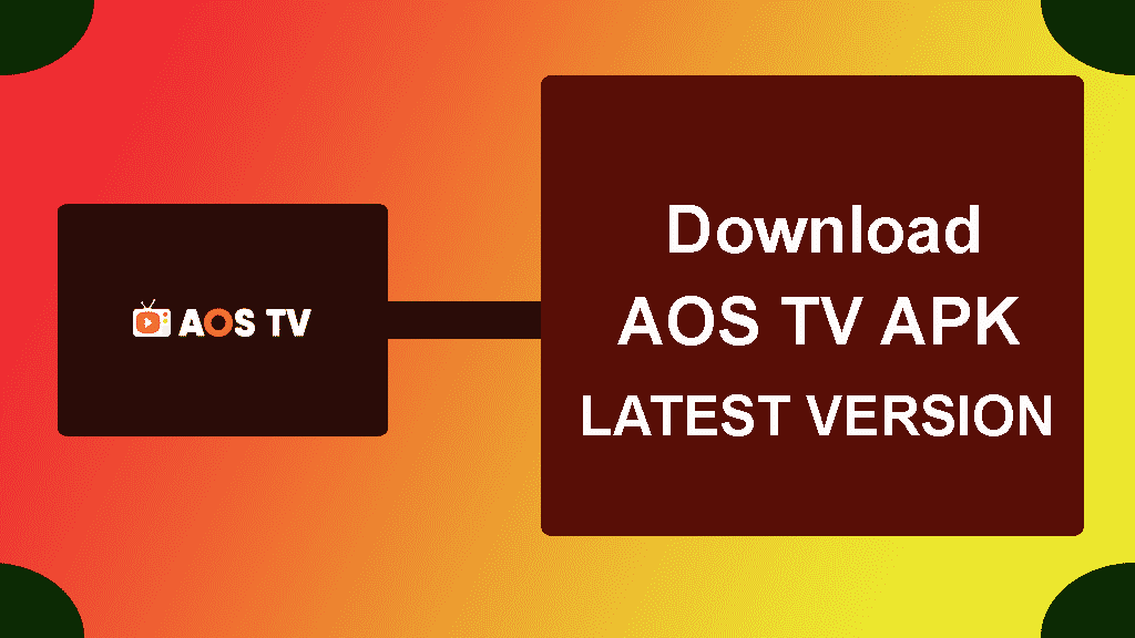 Download AOS TV APK 16 3 2 Free For Android/Firestick/PC