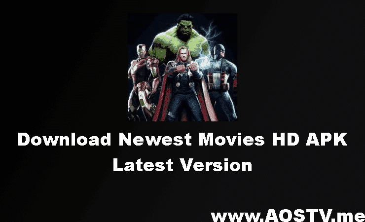 Download Newest Movies HD APK Latest Version