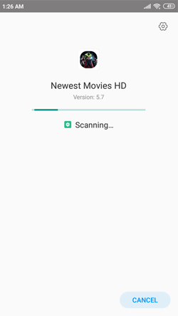 Install Newest Movies HD on Android Smartphones