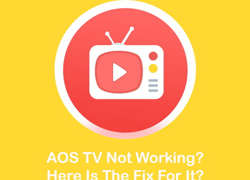 AOS TV Not Working